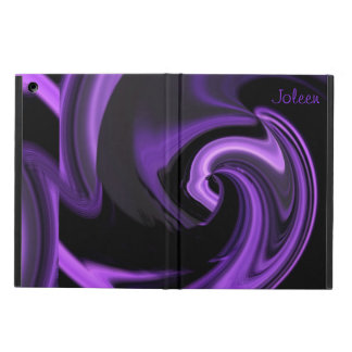 Purple Island Wave iPad Air Case *Personalize*