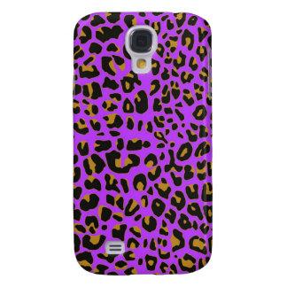 Purple Jaguar fur  iphone 3 Speck case