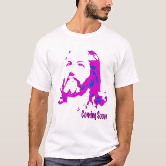 Purple Jesus shirt