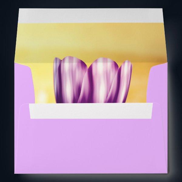 Purple Jubilee Envelope