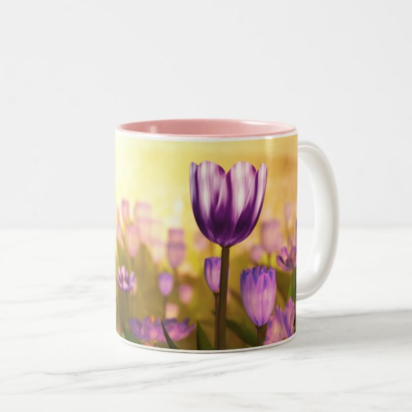 Purple Jubilee Mug