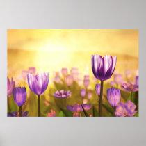 Purple Jubilee Print