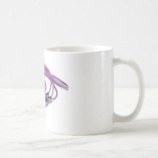 Purple Jump Rope Coffee Mug