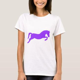 Purple Jumping Pony T-Shirt