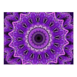 Purple_Kaleidoscope resized.PNG Postcard