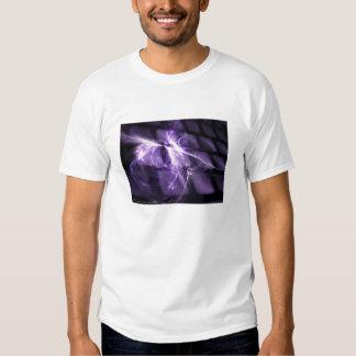 Purple Keys & Lightning T-shirt