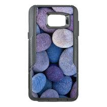 Purple Koi Fish Pond Pebbles OtterBox Samsung Note 5 Case