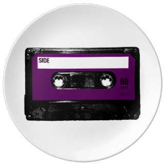 Purple Label Cassette Plate