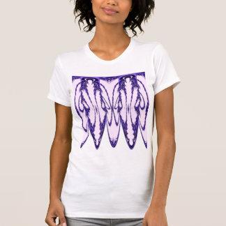 Purple Lace Corset Shirt