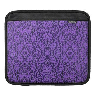 Purple Lace iPad Sleeve