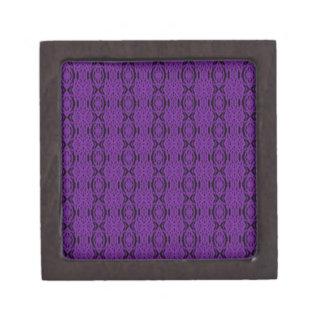 Purple Lace Premium Gift Box
