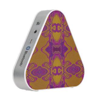 Purple lace speaker