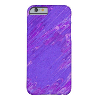 Purple Lava Barely There iPhone 6 Case