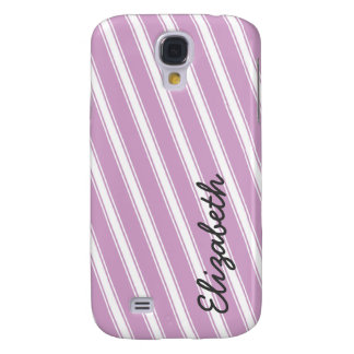 Purple Lavender Cell Phone Case HTC Vivid Cute Galaxy S4 Case