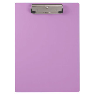 """Purple Lavender"" Clipboards"