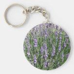 Purple Lavender Delight Keychains