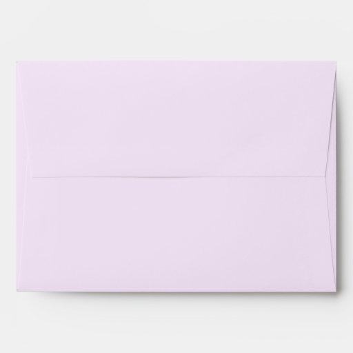 purple lavender envelope zazzle