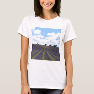 Purple lavender fields near Sault T-Shirt