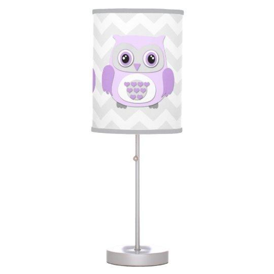 Owl Nursery Lamp Thenurseries