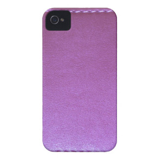 Purple Leather finish Template add TEXT n IMAGE 99 iPhone 4 Cover