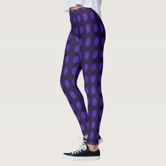 Purple-Leaves_MoD(c)_S-XL Leggings