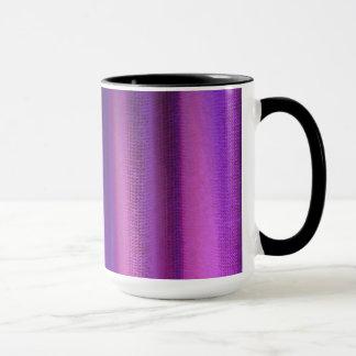 Purple LED Wash Lighting Mug