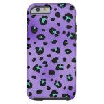Purple Leopard iPhone 6 Case iPhone 6 Case