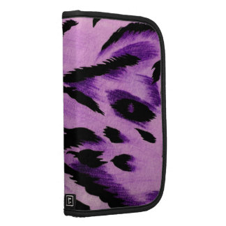 Purple Leopard Organizers