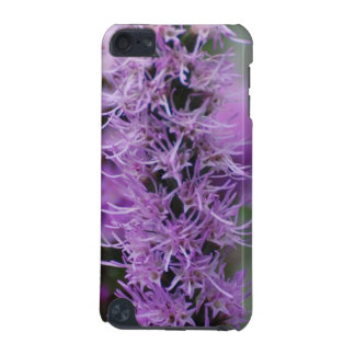 Purple Liatris Flowers iTouch Case iPod Touch (5th Generation) Covers