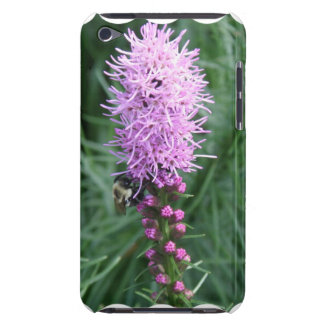 Purple Liatris iTouch Case Barely There iPod Case