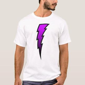 Purple Lightning Bolt T-Shirt