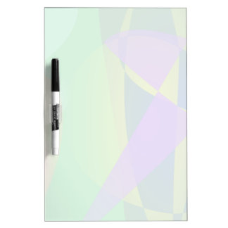 Purple Lightning Dry-Erase Board