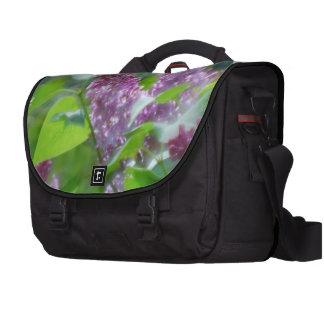 Purple Lilacs Bag For Laptop