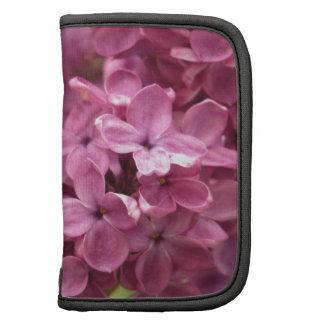 Purple Lilacs Folio Planners