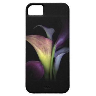 Purple Lilies iPhone SE/5/5s Case