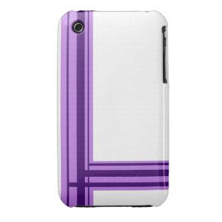 Purple Line iPod Touch Case