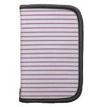 PURPLE lines stripe pattern :  Option ADD TEXT IMG Organizers