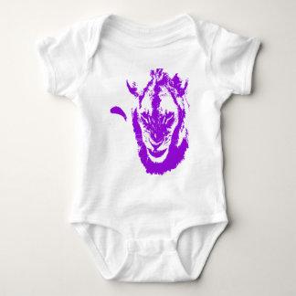 Purple Lion King Baby Bodysuit