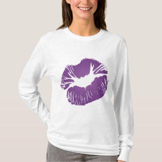 Purple Lips T-Shirt