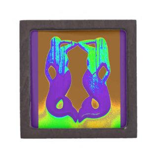 purple lookout mermaids jewelry box
