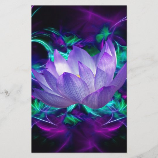 Purple Lotus Flower And Its Meaning Zazzle