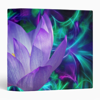 Purple lotus flower and its meaning binder
