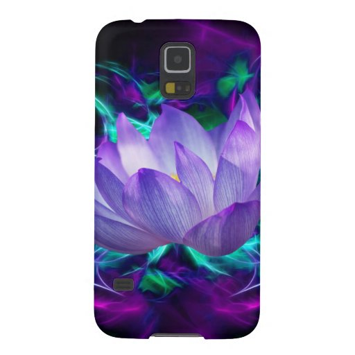 Purple lotus flower and its meaning samsung galaxy nexus cover