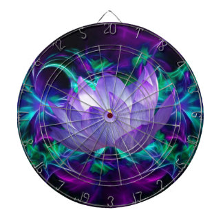 Purple lotus flower and its meaning dart board