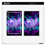 Purple lotus flower and its meaning kindle fire decals