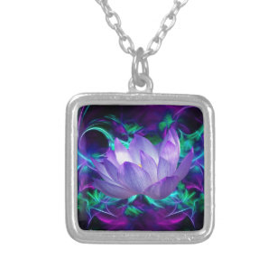 Meaning Of Flowers Necklaces Lockets Zazzle