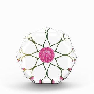 Purple Lotus Flower Award