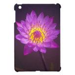 Purple Lotus Flower Case For The iPad Mini