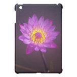 Purple Lotus Flower iPad Mini Case