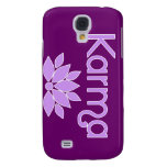 Purple Lotus KARMA iPhone 3G/3GS Speck Case Galaxy S4 Covers